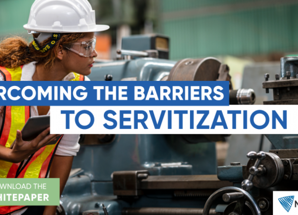 Whitepaper: Overcoming the Barriers to Servitization
