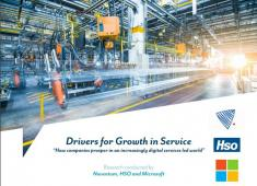 Drivers for Growth in Service